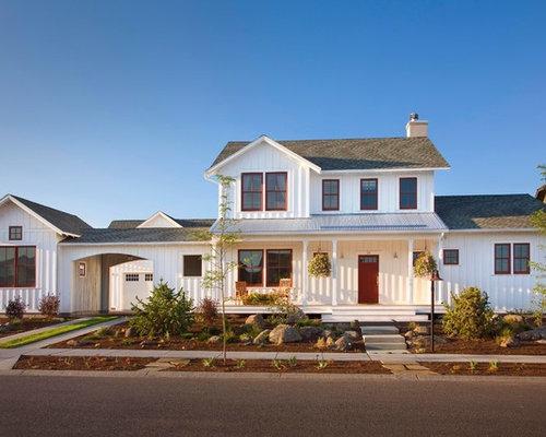Cottage Carport Home Design Ideas Pictures Remodel And Decor