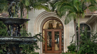 West Palm Beach: Maximized Wrought Iron View