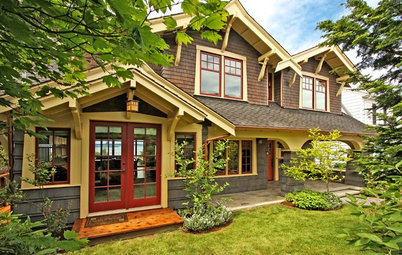 Houzz Tour: Major Changes Open Up a Seattle Waterfront Home