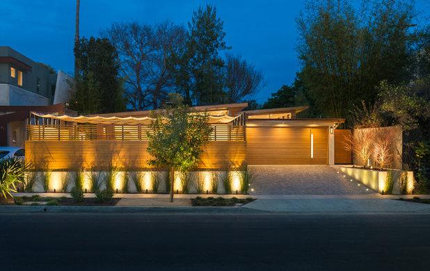 Modern Häuser by Kurt Krueger Architects