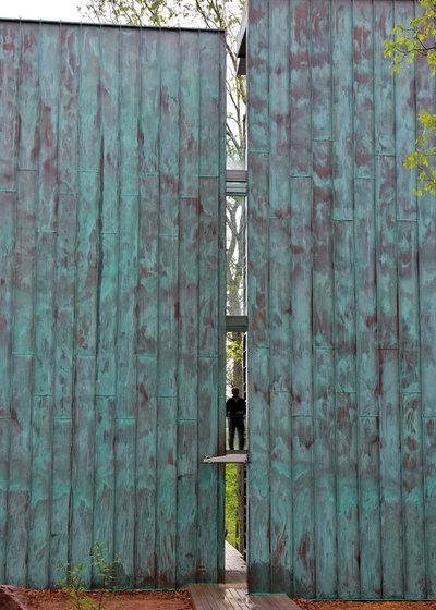 Industriel Façade by Travis Price Architects