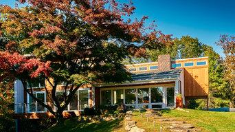 Westchester NY - Addition To A Tony Smith House