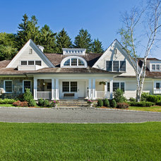Traditional Exterior by Zivkovic Connolly Architects