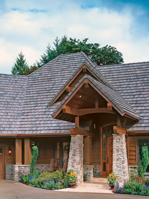 Entrance Roof Houzz