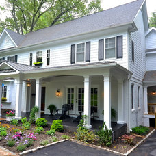 Traditional Exterior by Davidson Builders, inc.