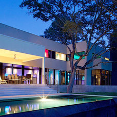 Contemporary Exterior by Specht Harpman Architects