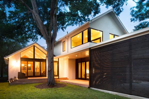 Transitional Exterior by Arbib Hughey Design