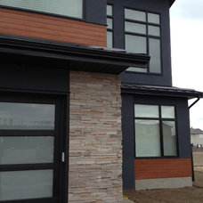 Contemporary Exterior by Longboard a Division of Mayne Coatings Corporation
