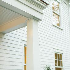 Farmhouse Exterior by Thiel Architecture + Design