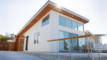Westside Santa Cruz New Modern Home