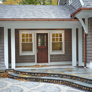Craftsman exterior home idea in Grand Rapids