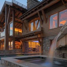 Modern Exterior by Poss Architecture + Planning + Interior Design