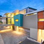 Residential Church Conversion Contemporary Exterior