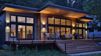 Whidbey Island Lake Home