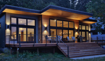 Whidbey Island Lake Home