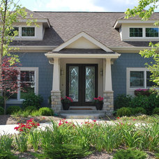 Traditional Exterior by Creative Concepts, Inc.