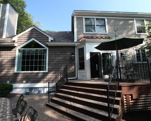 Rough Split Shake Home Design Ideas Renovations Amp Photos
