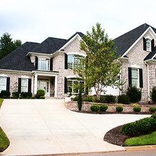 Traditional Exterior by Howard Custom Builders/Renovators