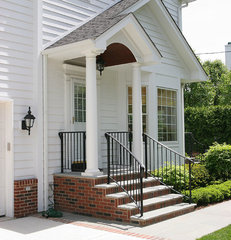 traditional exterior by Normandy Remodeling