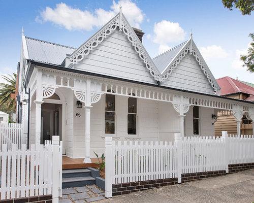 Victorian Exterior Design Ideas Renovations Photos