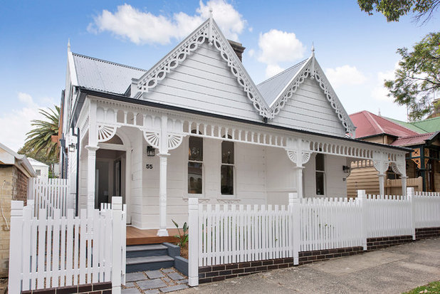 Victorian Exterior by BKA Architecture Pty Ltd