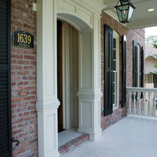 Traditional Exterior by Whitestone Builders