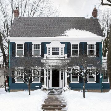 Whole House Fire Restoration