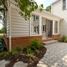 Traditional Exterior by Norman L Graham Inc