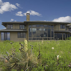 Contemporary Exterior by BVZ Architects