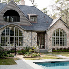 Traditional Exterior by Thompson Custom Homes