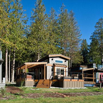 Wildwood Unit 77 Park Model - Exterior