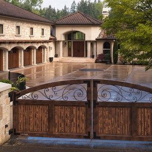 Willamette River Italian Villa