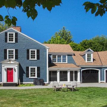 William Cook House ca. 1809