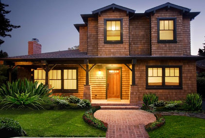traditional exterior by William Duff Architects, Inc.