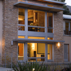 Contemporary Exterior by Studio William Hefner
