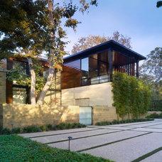 Modern Exterior by Studio William Hefner