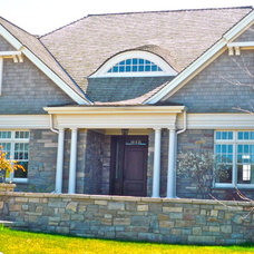Traditional Exterior by Wingelaar Fine Homes (chris.business@rogers.com)