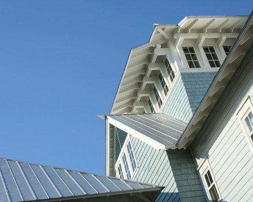 Exposed Rafter Tails Houzz