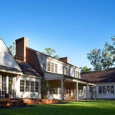 Traditional Exterior by 3north