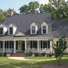 Traditional Exterior by Southland Hammerworks, Inc.