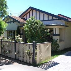 Traditional Exterior by Melissa Treadgold  Architect, Sydney, Australia