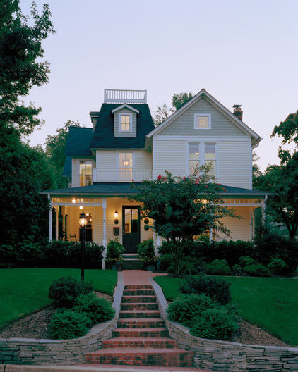 Traditional Exterior by Moore Architects, PC
