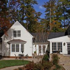 Traditional Exterior by Shearman Associates PLC