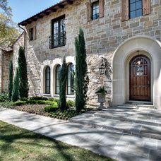 Traditional Exterior by Parker House Inc.