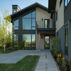 Contemporary Exterior by Prugh Real Estate LLC