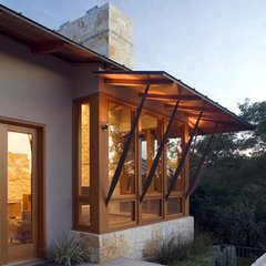 modern exterior by Furman + Keil Architects