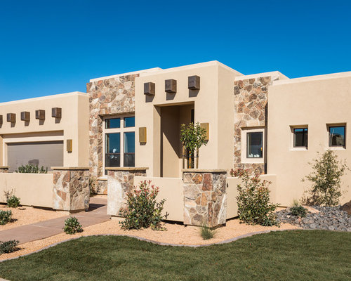 3 824 Southwestern Exterior Home Design Ideas Remodel Pictures Houzz