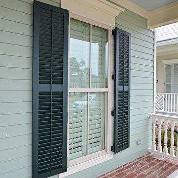 Windows By Jefferson Door