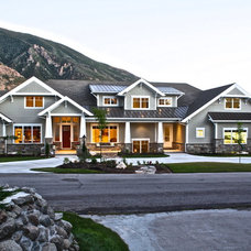 Craftsman Exterior by Shaw Design Group