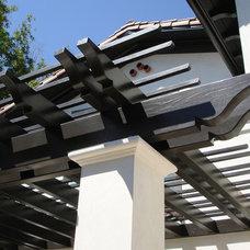 Mediterranean Exterior by Mosaic Architects SF